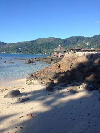 Beach Cottages: spiaggia