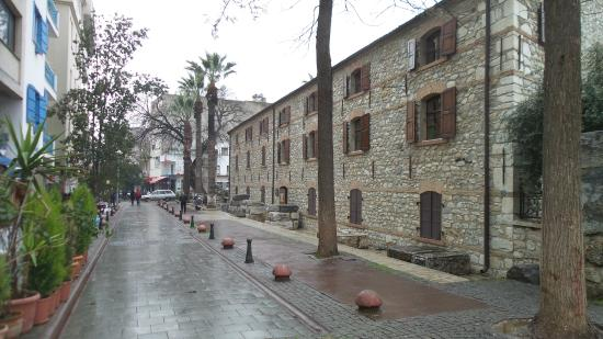 Selcuk Efes Kent Bellegi-History Museum: Das Gebäude