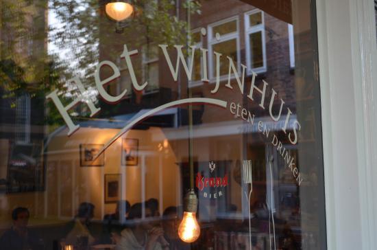 Grandcafe Wijnbar Restaurant Het Wijnhuis
