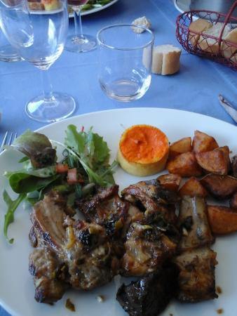 Hotel Restaurant La Chaudree : Bon repas de Pâques. !