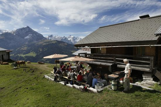 Hotel Bernerhof Gstaad: Gästebetreuung