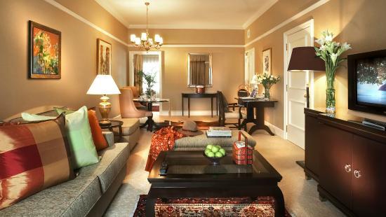 The Ritz-Carlton, Kuala Lumpur: Premier Suite