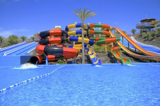 Acua Water Park Corralejo Spain Hours Address