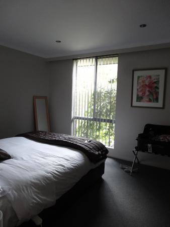 Glenlusk Gardens: Beautiful bedroom