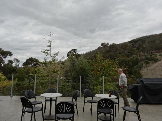 Glenlusk Gardens: Beautiful view