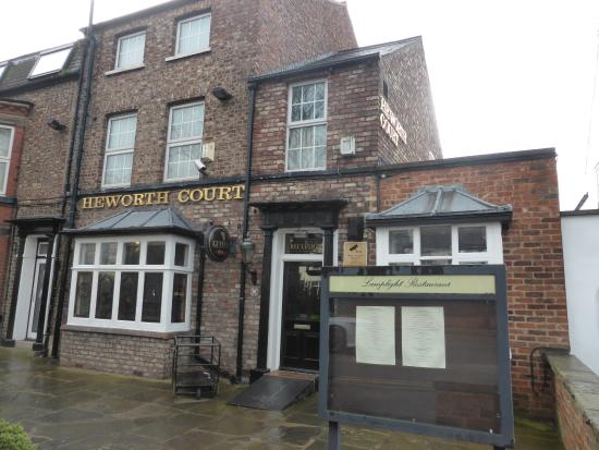 Heworth Court Hotel York Reviews