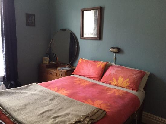 Chester Street Backpackers: Double Room