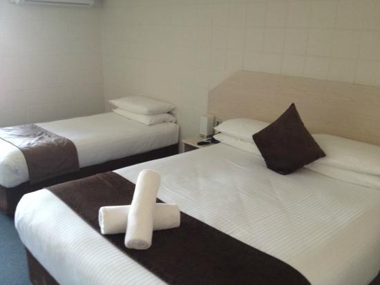 Best Western Hospitality Inn Esperance : Room