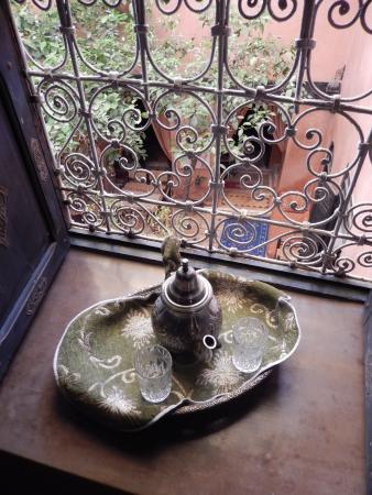 Riad Sidi Omar: Tè marocchino