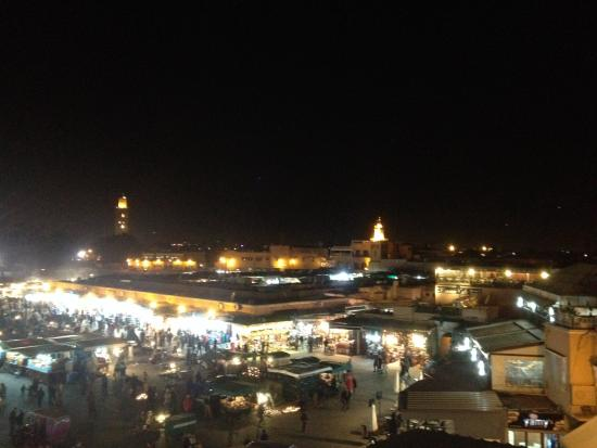 Riad CharCam: Piazza Jema El Fna
