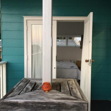 Cap'n Bob's Beach House: Double Room