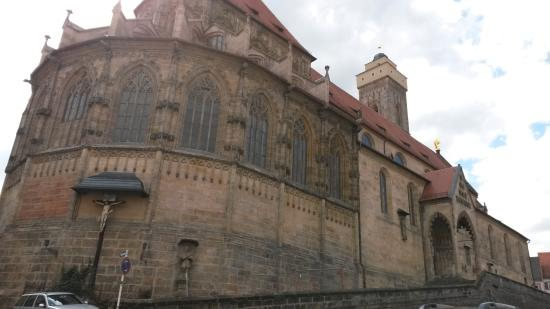 Bamberg, Germania: Stephanskirche