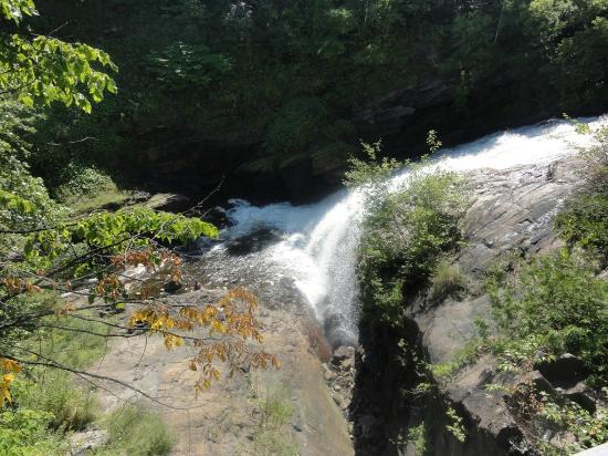 Parc de la Falaise et la Chute Kabir Kouba: La chute Kabir Kouba