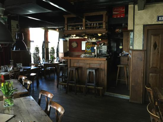 Akkrum, Holandia: Restaurant