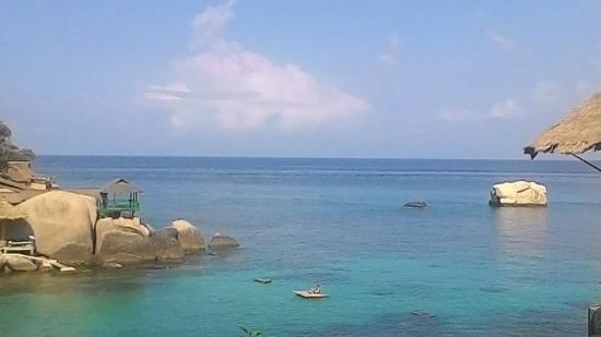 Charm Churee Villa: charming view