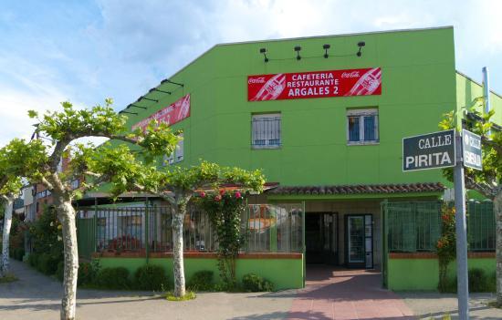 Cafeteria Restaurante Argales 2