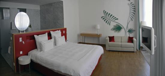 Unser Grand Zimmer Bild Von Hyperion Hotel Dresden Am Schloss