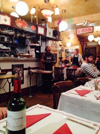 La brasserie française par excellence!