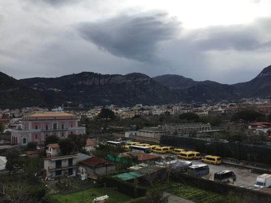 Hotel Cosmomare : Vista giardino