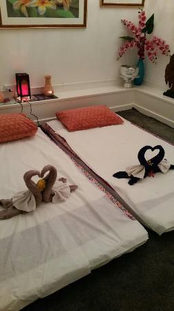 Thai Massage Edinburgh