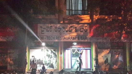 HI-Tech Bar & Restaurant