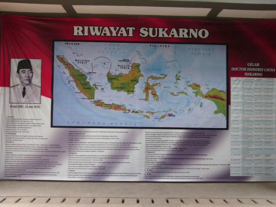 Blitar, Indonésia: Riwayat Soekarno