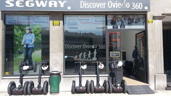 Segway Discover Oviedo 360