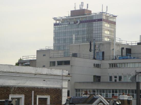 Hotel Premier Inn Hammersmith Londres