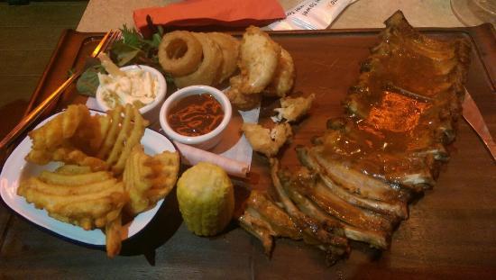 Bodene's Texas Bbq Diner