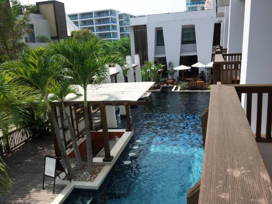 Mantra Resort: Vue de la chambre