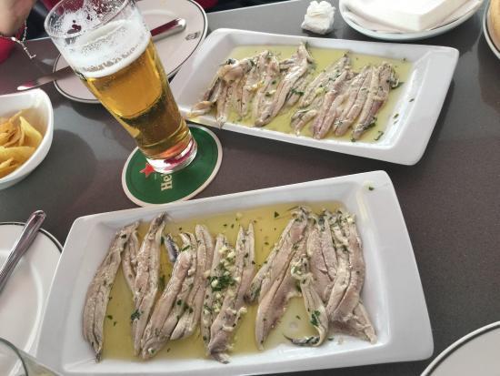 Jose Luis: Boquerones en vinagre perfectos