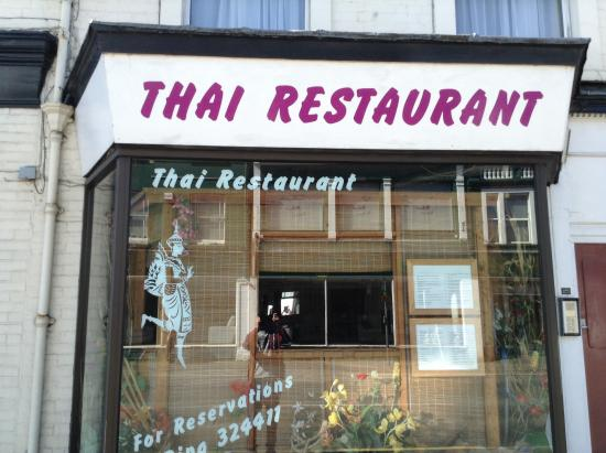 Front Of Shop Picture Of Thai Lotus Flower Taunton Tripadvisor