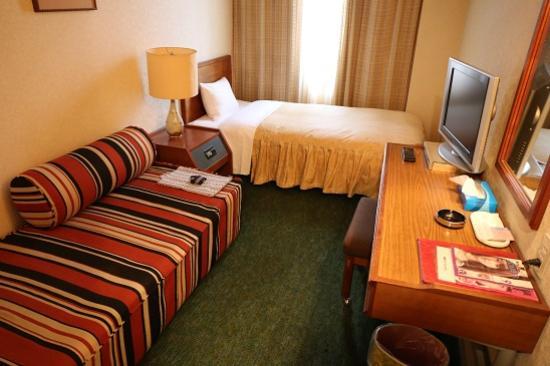 Yokote Station Hotel: 横手ステーションホテル 客室