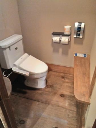 Dougoya: ห้องน้ำปรับปรุงใหม่เป็นแบบนี้หมดค่ะ