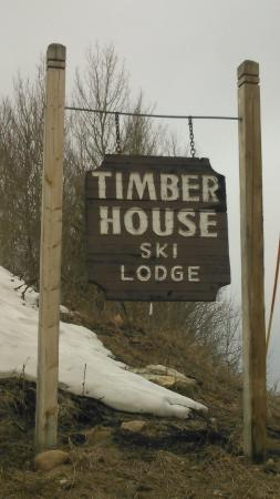 TimberHouse Ski Lodge: You are almost there!