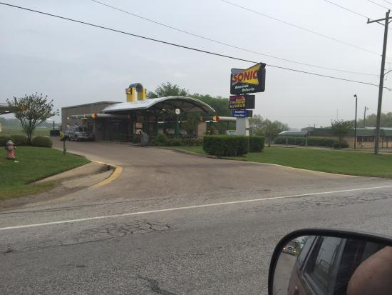 Sonic Drive In Madisonville Menu Prices Restaurant