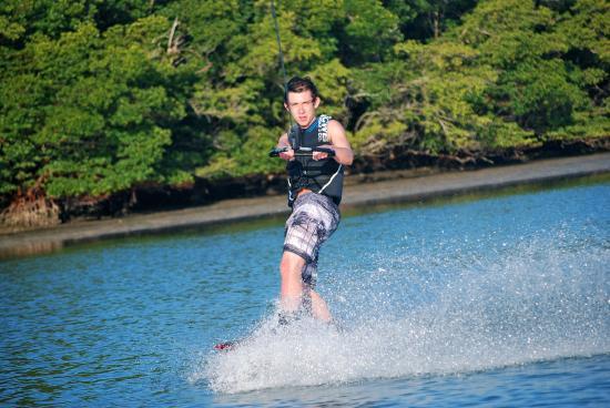Waterski and Wakeboard Charters: Wakeboarding fun!