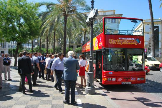 ‪City Sightseeing Jerez de la Frontera‬