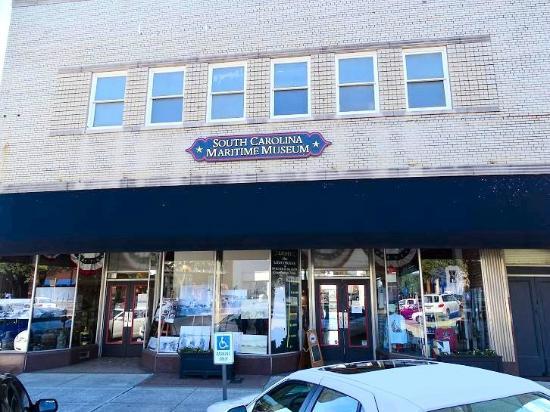 The South Carolina Maritime Museum