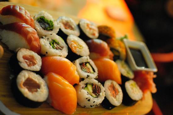 Bushi Burguer Sushi