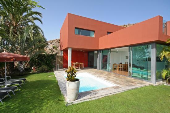 Myelsa picture of salobre golf resort villas for Villas salobre golf