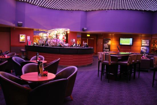 The Poker Room - Picture of Grosvenor Casino Blackpool ...