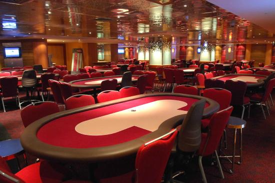 Grosvenor casino poker blackpool