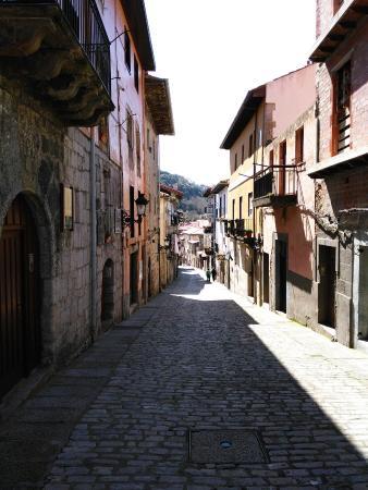 Puebla Vieja de Laredo: Casco antiguo (Laredo)
