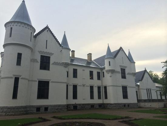 Alatskivi Castle (vald): Castelo.