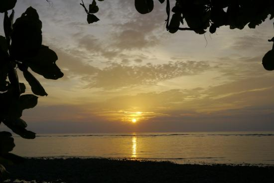 Los Caracoles: Sunrise