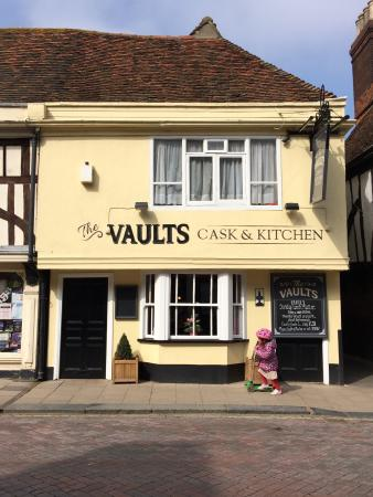 The Vaults Cask & Kitchen