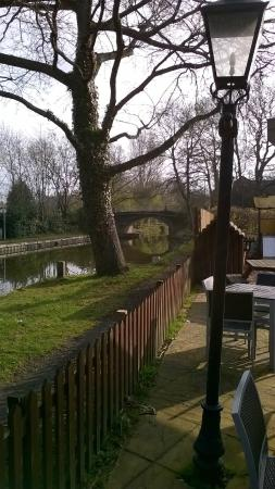 Premier Inn Woking West (A324) Hotel: The Canal