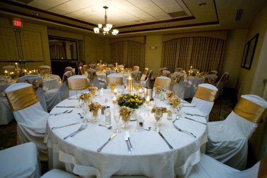 Hilton Garden Inn Milford CT Ballroom Picture of Hilton Garden