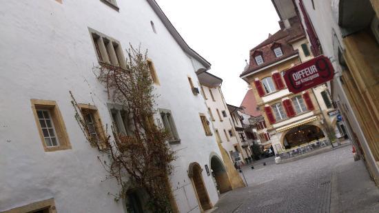 Stadtrundgaenge Murten